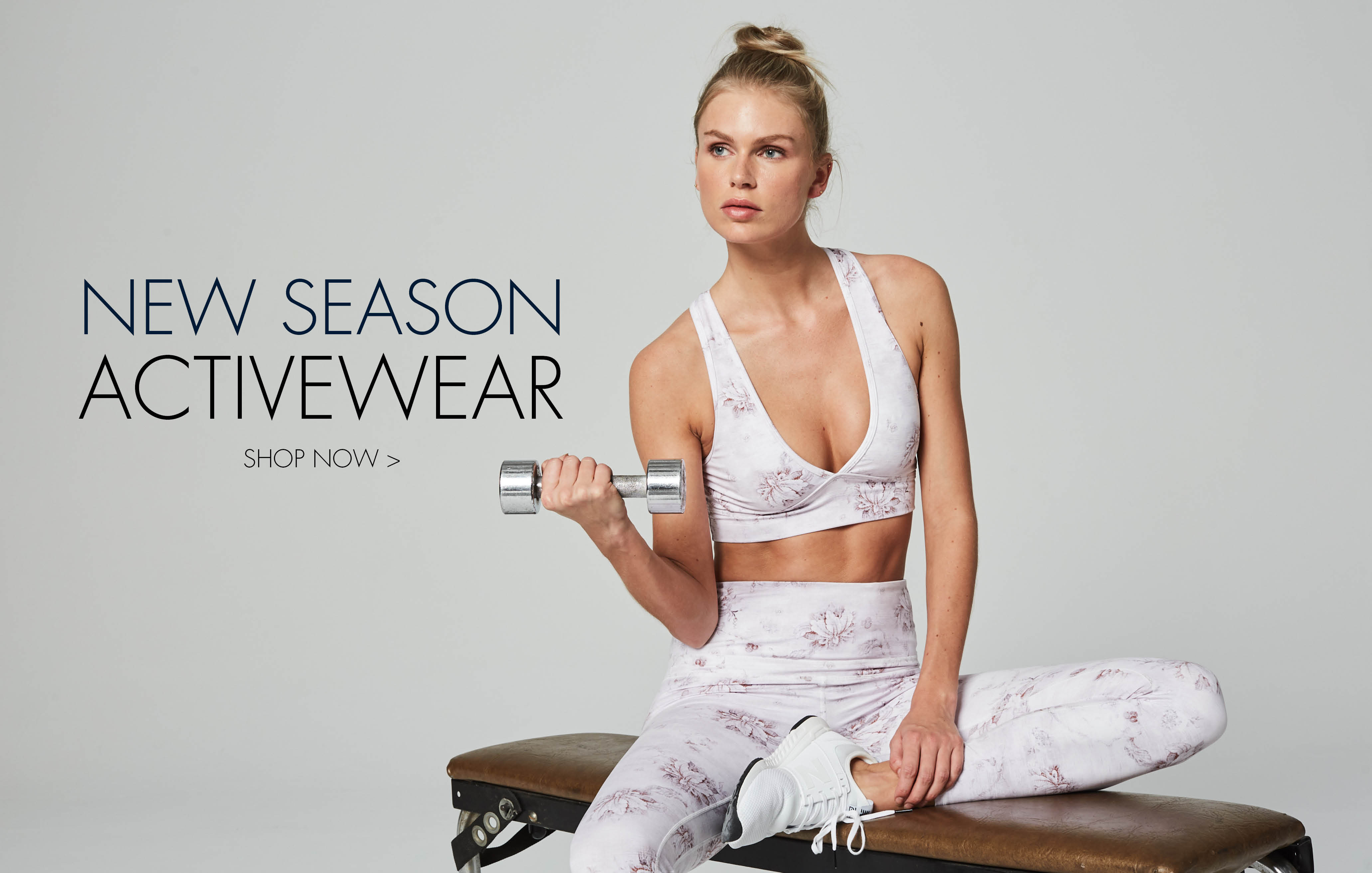 DESIGNER ACTIVEWEAR BY VARLEY, SEAFOLLY, MONREAL LONDON